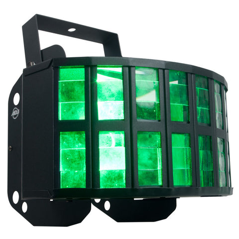 AGGRESSOR-HEX-LED - Derby 2x12 Watts led effect