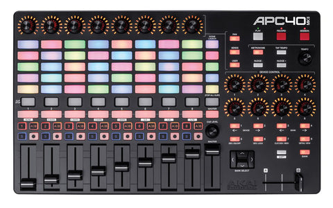 APC40MKII - Ableton Live Performance Controller