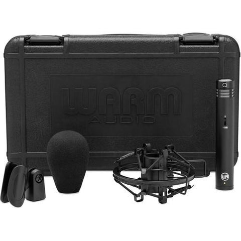 Warm Audio WA-84-C-B - Small Diaphragm Condenser Microphone(Black)