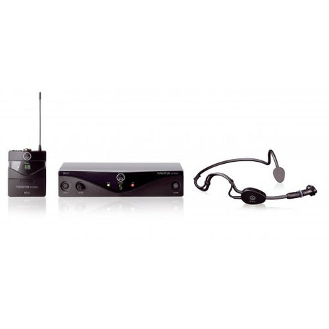 AKG WMS45-SPORT - SPORTS WIRELESS HEADSET SYSTEM