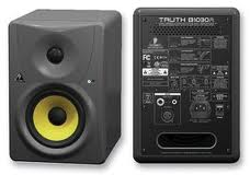 Behringer studio monitor active