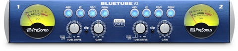 BlueTube DP V2 - 2-channel, dual-path mic/instrument preamp