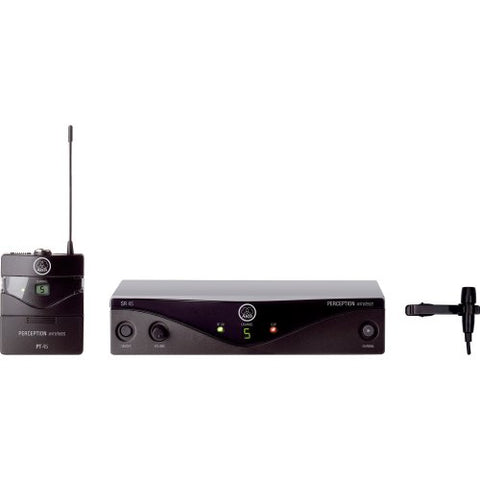 AKG WMS45-PRES - PRESENTER WIRELESS LAVALIER SYSTEM