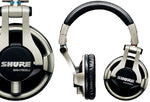 Professional DJ Headphones Shure