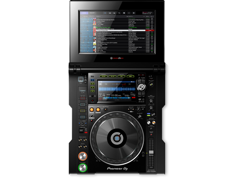 "CDJ-TOUR1 - Professional multiplayer with 13"" foldable touch screen"