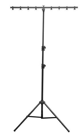Chauvet Economic lighting stand with T-Bar