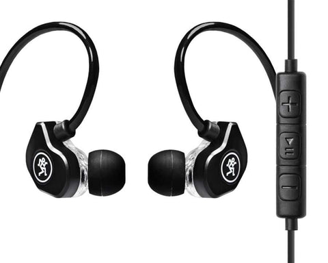 MACKIE CR-BUDS+ - DUAL DRIVER EARPHONES WITH MIC AND CONTROL