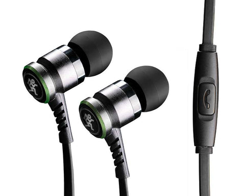 Machie CR-BUDS - High Performance Earphones with Mic and Control