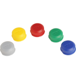 WA621 - Color ID antenna caps for PG, SM and Beta Wireless Handheld Transmitters