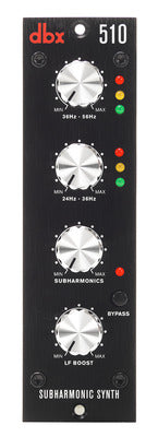 DBX 510 - Subharmonic Synthesizer