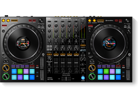 DDJ-1000 - 4-channel professional DJ controller for use with rekordbox DJ software