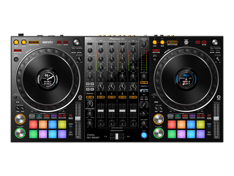 DDJ-1000SRT - 4-channel professional DJ controller for Serato DJ Pro