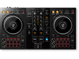 DDJ-400 - 2-channel DJ controller/mixer with built-in sound card with rekordbox dj