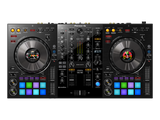 DDJ-800 - 2-channel DJ controller/mixer with built-in sound card for use with rekordbox dj software
