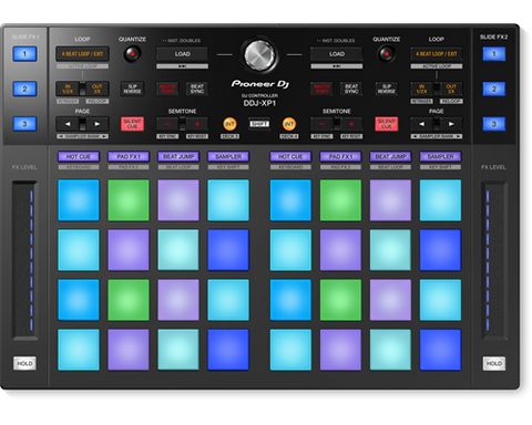 DDJ-XP1 - Compact sub-controller for use with rekordbox dj & rekordbox DVS software(Limited quantity)