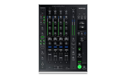 DENON X1800 - PROFESSIONAL 4-CHANNEL DJ CLUB MIXER