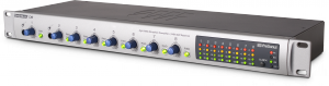 8-Channel Preamp with 24-bit/48 kHz ADAT Out