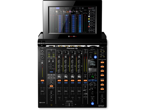 "Pioneer DJM-TOUR1 - 4-channel professional DJ mixer with 13"" foldable touch screen"