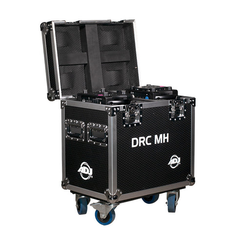 DRC-MH - Road case for 2 moving head