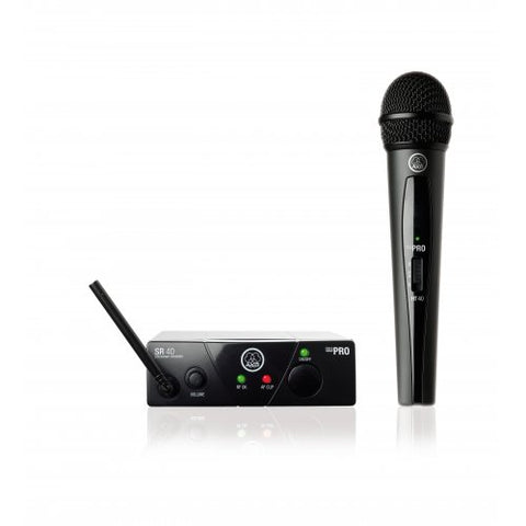AKG WMS 40 - MINI VOCAL SET (FREQ: 25A)