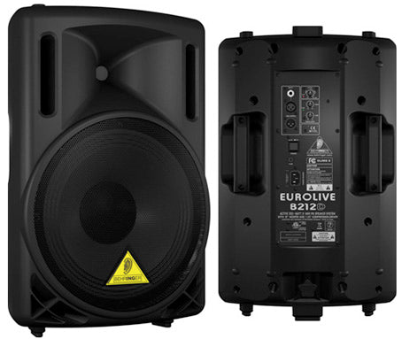 Behringer powered speaker