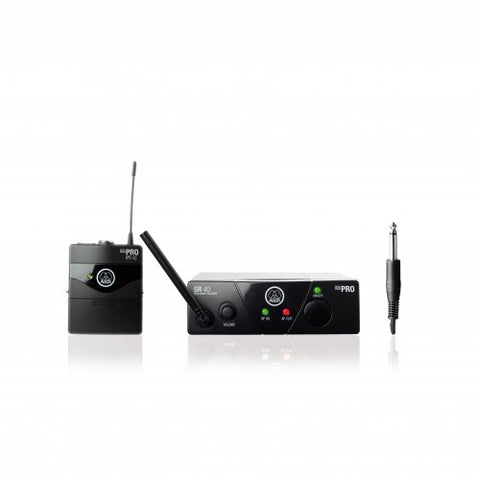 AKG WMS 40 MINI INSTRUMENTAL SET (FREQ: 25B)