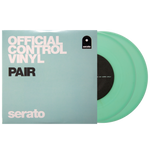 7'' Official Serato Control Vinyl - Glow in the Dark (pair)
