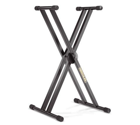 Hercules keyboard stand double