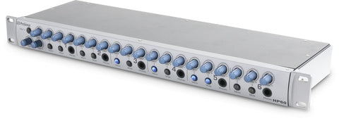 HP60 - 6-Channel Headphone Mixing System