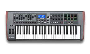Precision Keyboard With Instant Mapping  49 keys.