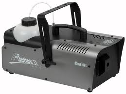 DMX professional fog machine 1200W