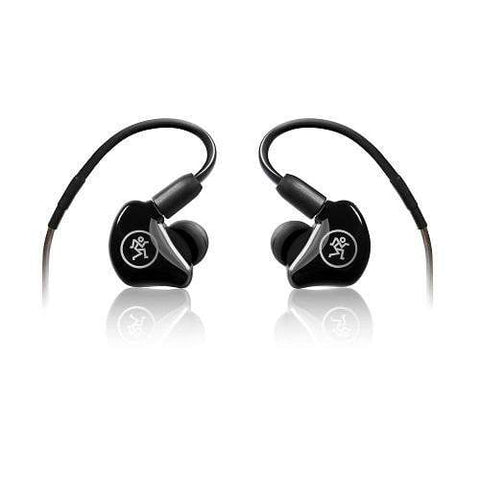 Mackie MP-220 - Dual Dynamic Driver Professional In-Ear Monitors