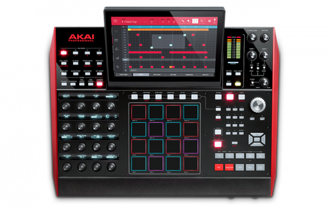 AKAI MPC X - Standalone Portable Music Production Centre