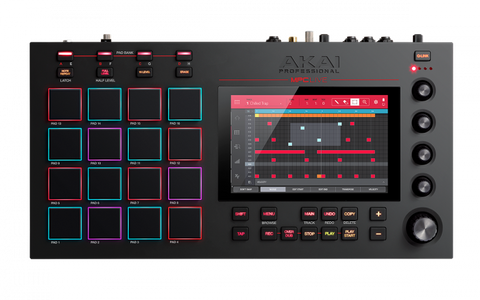 Akai MPCLIVE - Standalone Portable Music Production Centre