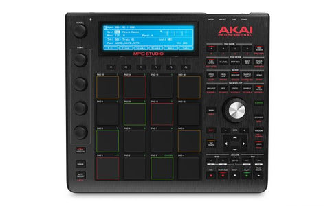 Akai MPC STUDIO - Compact MPC with Software (Black)