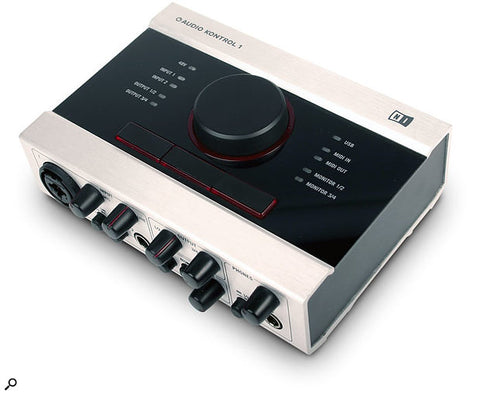 AUDIO KONTROL 1- Sound card 2x4 (DEMO)