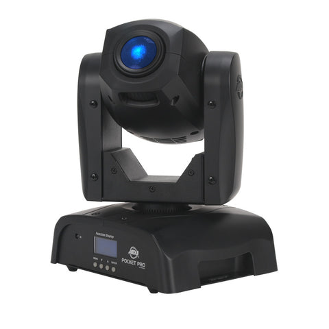 POCKET-PRO - 25 Watts Led mini moving head spot