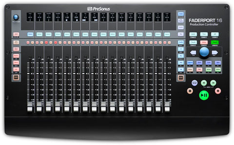 FaderPort™ 16 - 16-channel Mix Production Controller