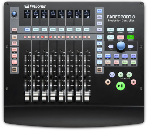 FaderPort™ 8 - 8-channel Mix Production Controller