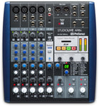 StudioLive AR8c - 8-channel USB-C™ Compatible Audio Interface / Analog Mixer / Stereo SD Recorder