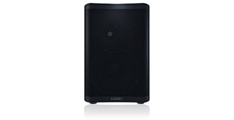 "QSC CP8 - 2-way 1,000W powered loudspeaker with 8"" LF"