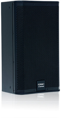 "QSC E110 - 2-way passive loudspeaker with a 10"" LF and 2.5"" diaphragm"