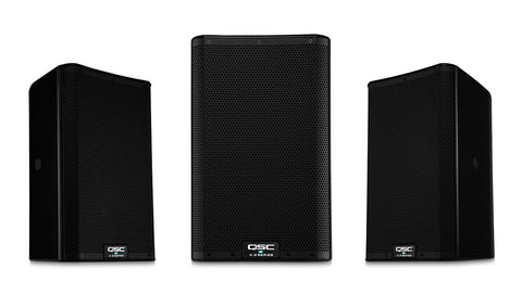 "QSC K12.2 - 2-way 2,000W powered loudspeaker with a 12"" LF"