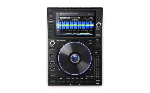 "DENON SC6000 - Professional DJ Media Player with 10.1"" Touchscreen and WiFi Music Streaming"