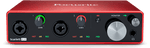 Scarlett 4i4 3rd Gen - USB Audio Interface