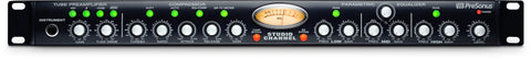 Studio Channel - 1 channel with Class A 12AX7 vacuum-tube mic/instrument preamp