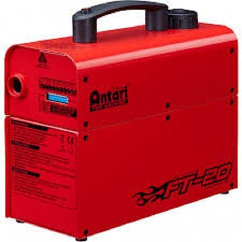 FT-20 - 600W battery-operated fog machine