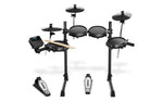 TURBO MESH KIT - Seven-Piece Electronic Drum Kit with Mesh Heads