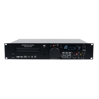 UCD-100MKIII - Single rack mount CD/USB player