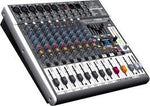 16-Input 2/2-Bus Mixer with XENYX Mic Preamps and USB/Audio Inte